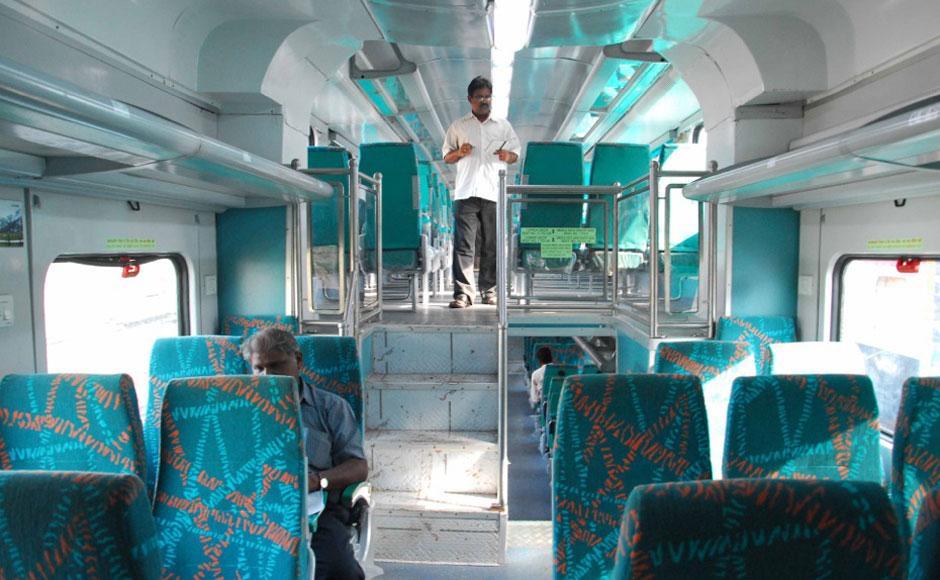 сидячие места в поезде самара москва фото