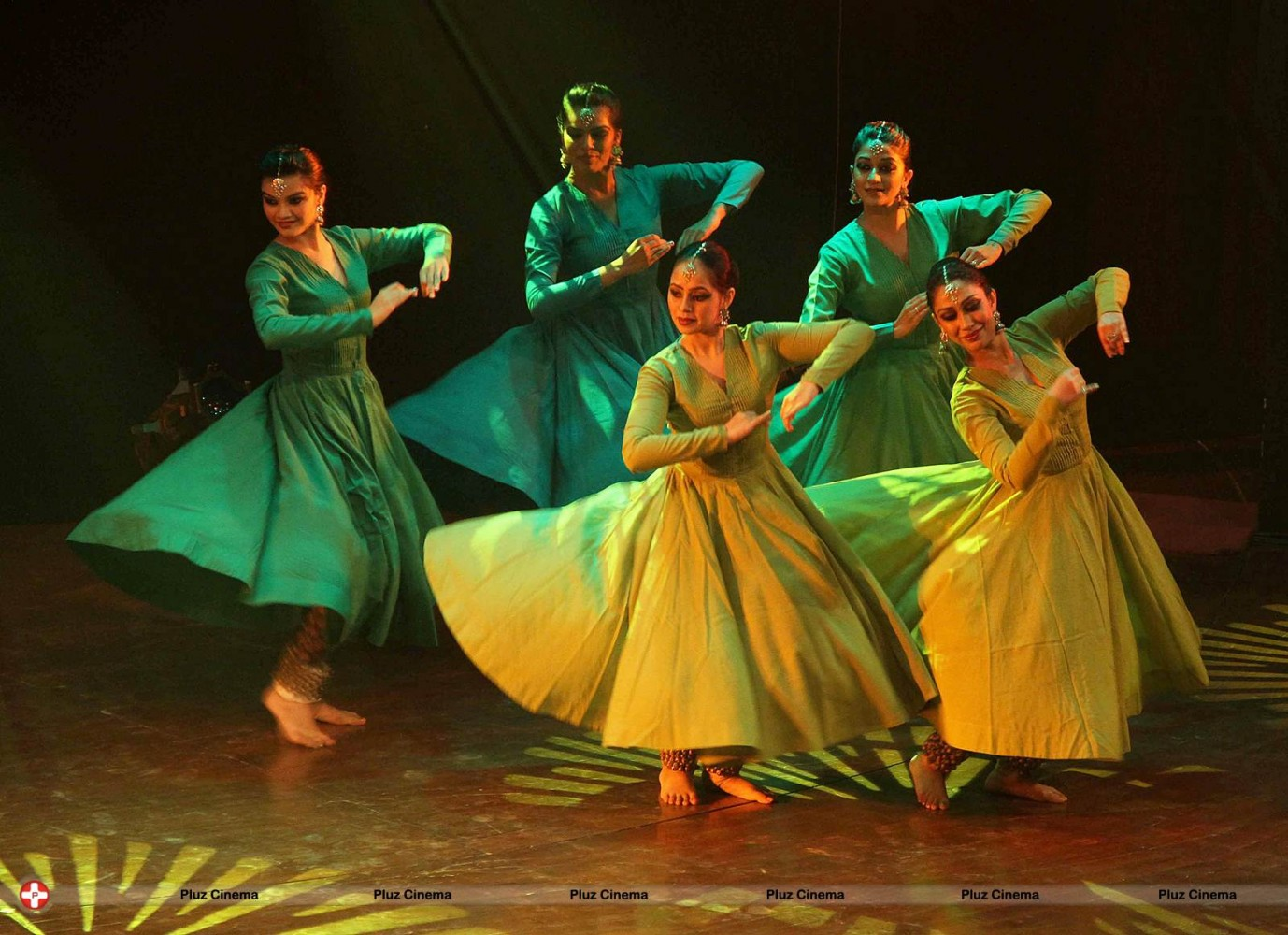 танец катхак фото