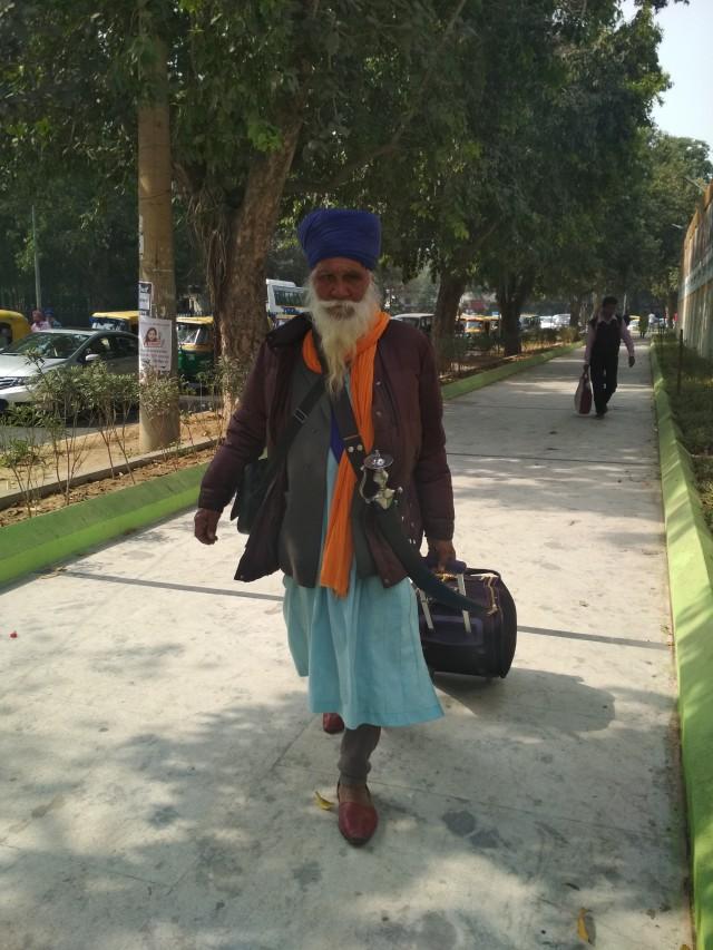 Сикх в Дели