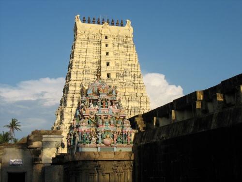 Храм Раманатхасвами