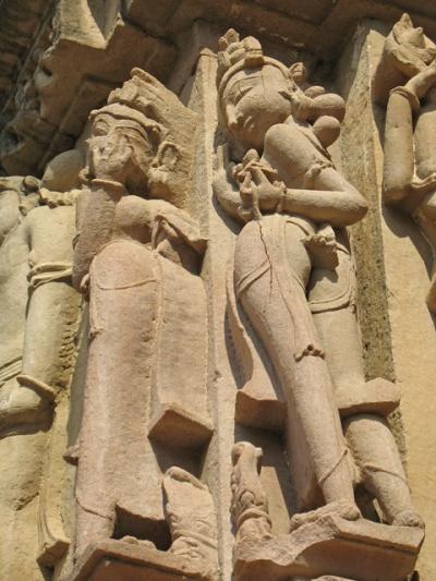 Кхаджурахо: Камасутра в камне