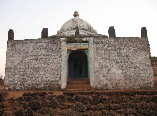 Старый храм