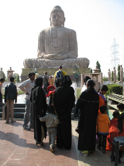 Будда и мусульмане