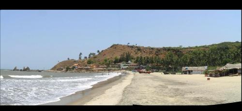 пляж Arambol