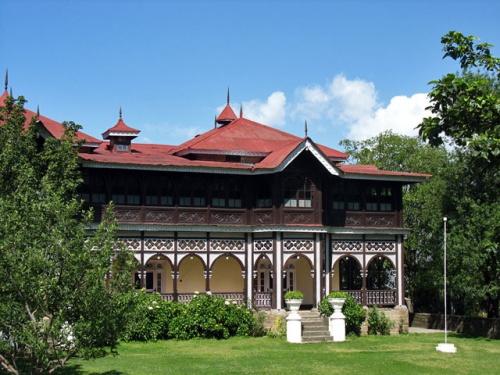 Дворец махараджа
