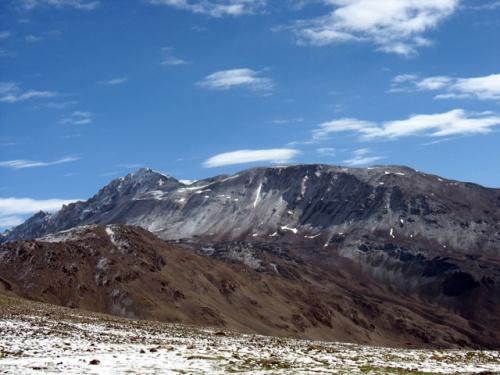 Перевал Кунзум