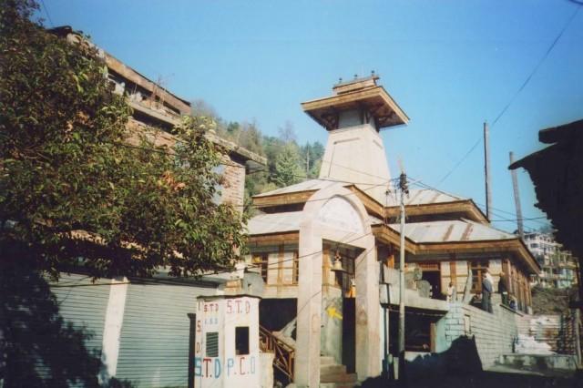 Храм Ману