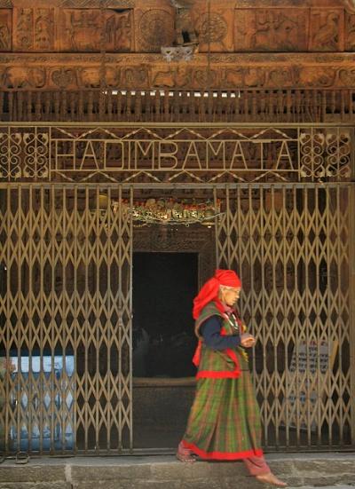 Храм Хадимбы. Манали