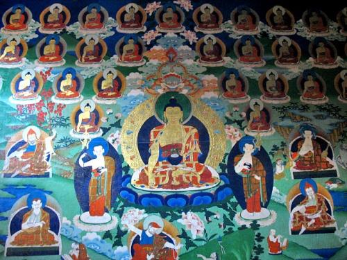 Буддистская живопись