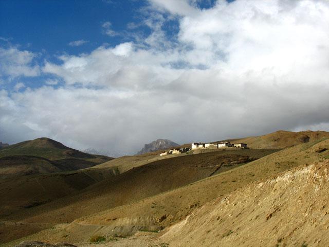 Деревня Киббер