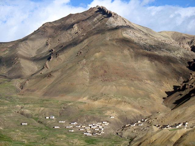 Деревня Чичам