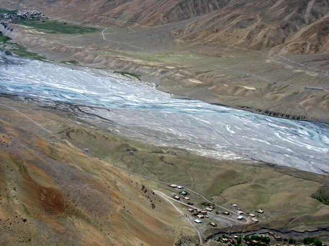 река Спити