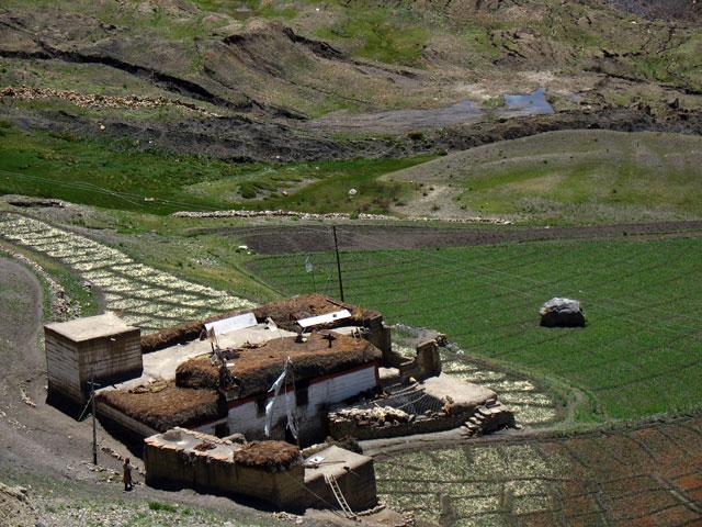 Деревня Гете