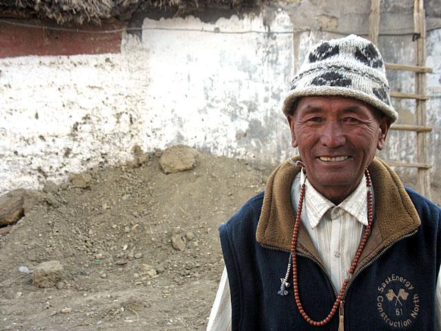 Дедушка с четками