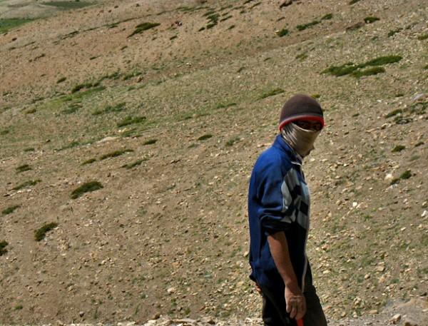 Житель высокогорья