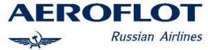"""Логотип авиакомпании """"Аэрофлот"""""""