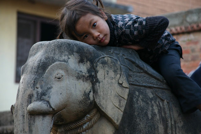 Поездка в Катманду