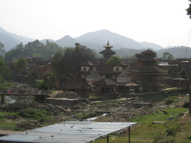 Дорога в Намо будда
