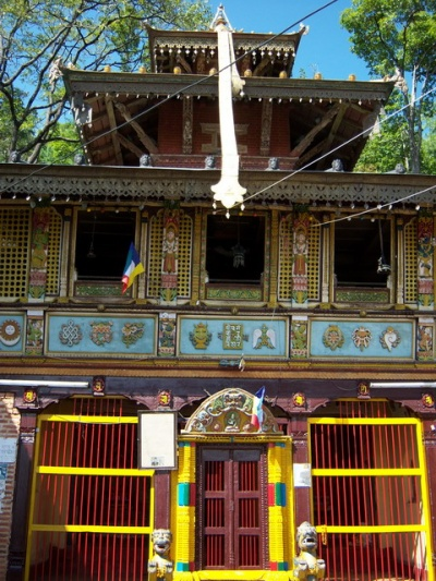 Храм Ваджрайогини