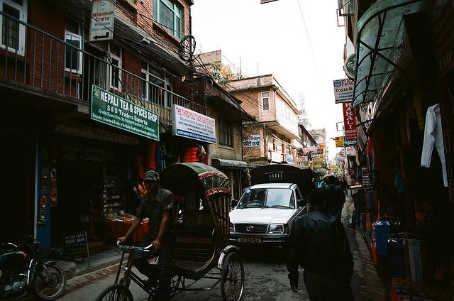 Шумный Катманду оказался совсем не таким, как я себе представлял.