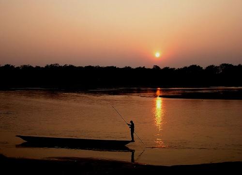 Читванский закат