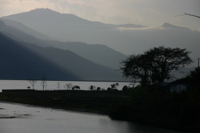Покхара. Непал