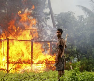 Buddhist mob violence threatens new Myanmar image