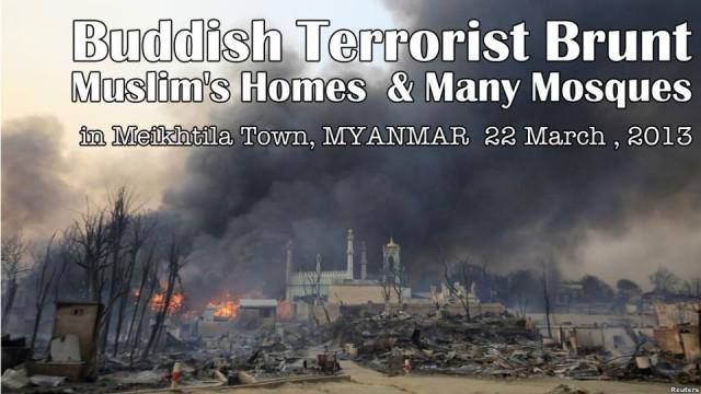 buddhist terrorists