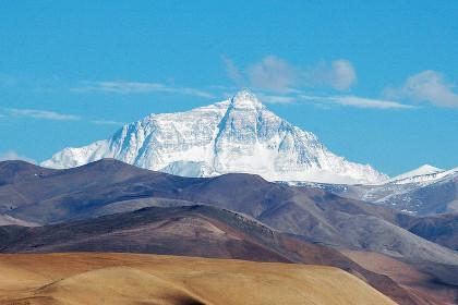 Эверест со стороны Китая