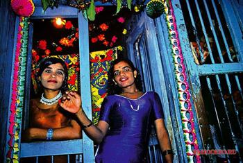 Индийские жрици секса