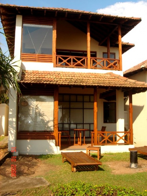 Saman Villas. Presidential suite (2х этажный номер)