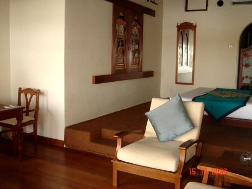 Saman Villas.  Deluxe suite