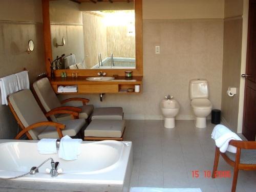 Saman Villas. Ванная комната