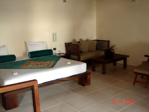 Saman Villas. Superior suite