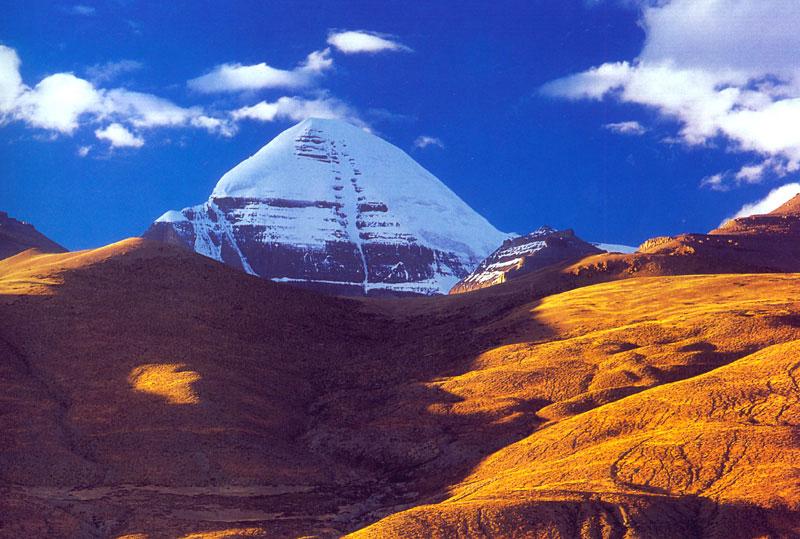 На подходе к кайласу тибет